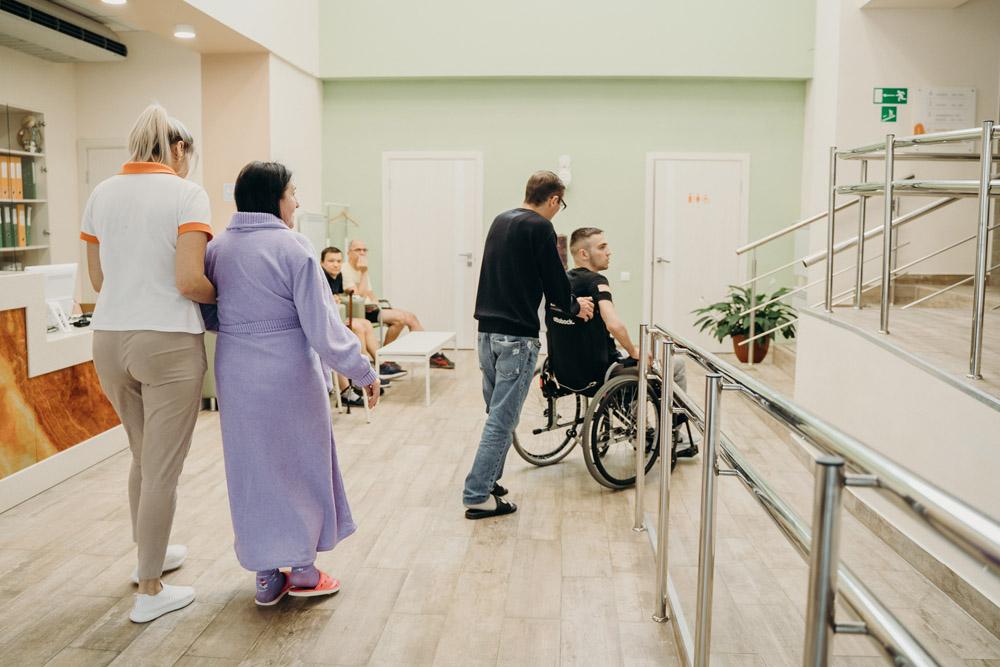 Реабилитационный медицинский уход