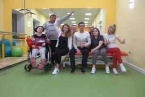 """В РЦ """"Янтарь"""" пациенты могут получить услуги медицинской реабилитации по полису ОМС"""