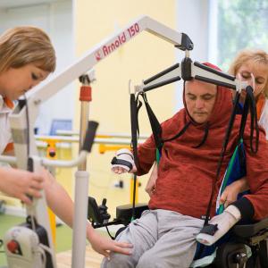 Специальная цена для пациентов со спинальной и шейной травмой