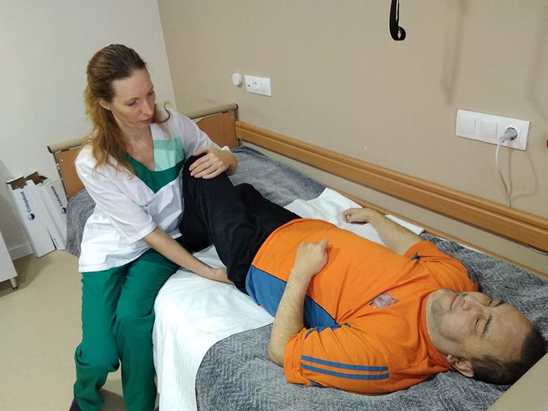 РЦ «Янтарь» использует соматику Томаса Ханны и метод Фильденкрайза в программах реабилитации пациентов.